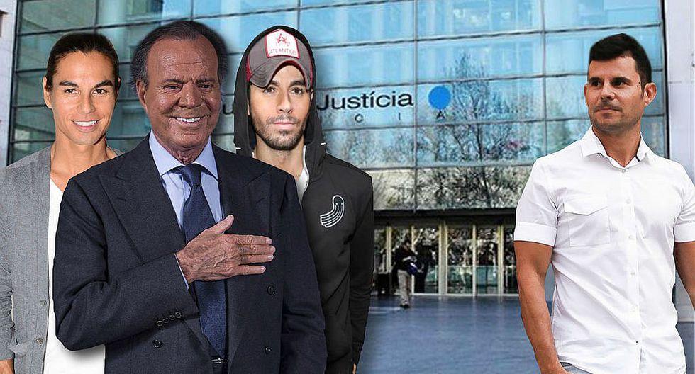 Julio Iglesias pasará prueba de ADN si juez continúa proceso por paternidad