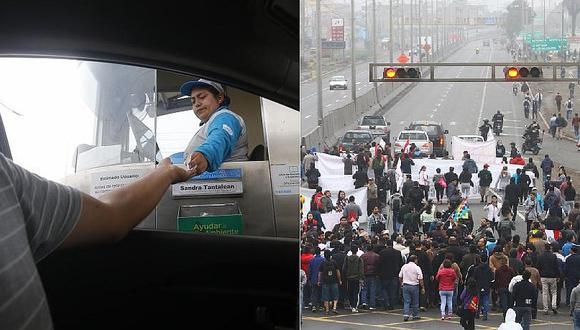 Peaje en Puente Piedra: Alcalde presenta proyecto de ley para suspender cobro