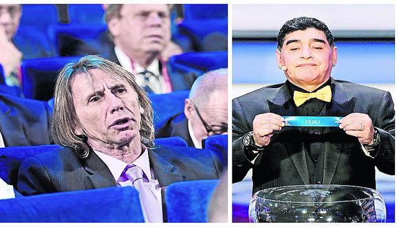 """Rusia 2018: Perú ya conoce a sus rivales y Ricardo Gareca dice """"Sí se puede"""""""