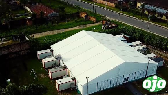 EsSalud construirá 10 hospitales de contingencia a escala nacional por aumento de casos COVID-19 (Foto: EsSalud)