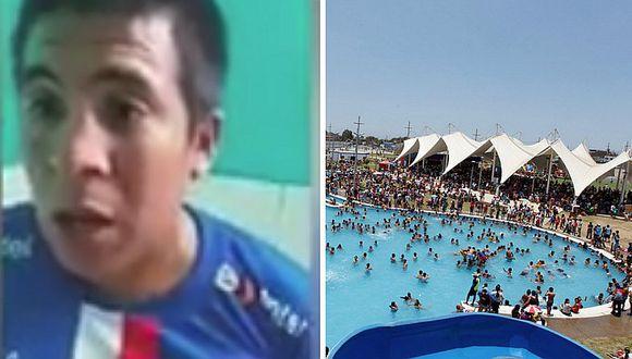 Depravado intentó violar a niño de 13 años en centro recreacional de Trujillo (VIDEO)
