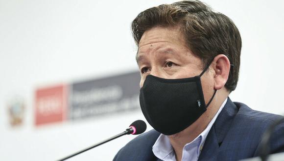 Guido Bellido señaló que la decisión de nombrar a Óscar Maúrtua respeta las líneas del gobierno. (Foto: archivo PCM)