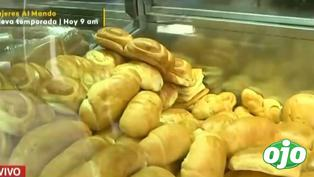 Precio del pan aumentaría en los próximos días por alza del dólar │VIDEO