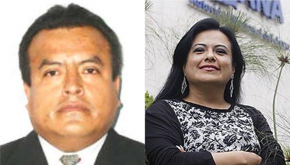 Juan Alarico Morales, hermano de la secretaria de Palacio de Gobierno Mirian Morales, fue designado en un cargo en el cual su remuneración alcanza los S/12, 565. (Fotos: Difusión / Edición: GEC)