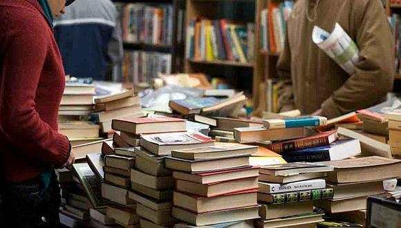 Editorial ofrece miles de libros desde S/ 9.90
