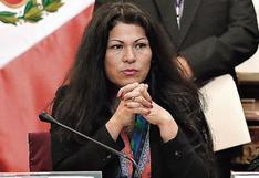 Yesenia Ponce: Solicitan impedimento de salida del país en contra de la excongresista de Fuerza Popular
