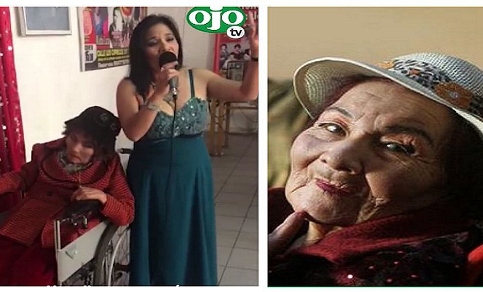 Hija de Carmencita Lara hereda la prodigiosa voz de su famosa madre (VIDEO)