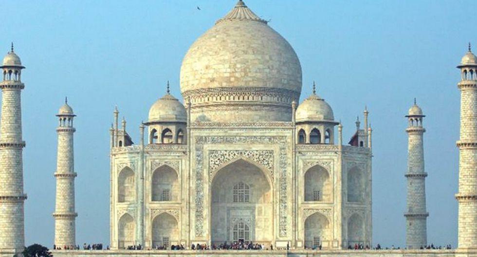 Taj Mahal: Prohíben la quema de estiércol para evitar deterioro del monumento