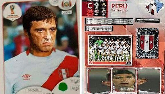 Selección peruana: los más divertidos memes del esperado álbum Panini