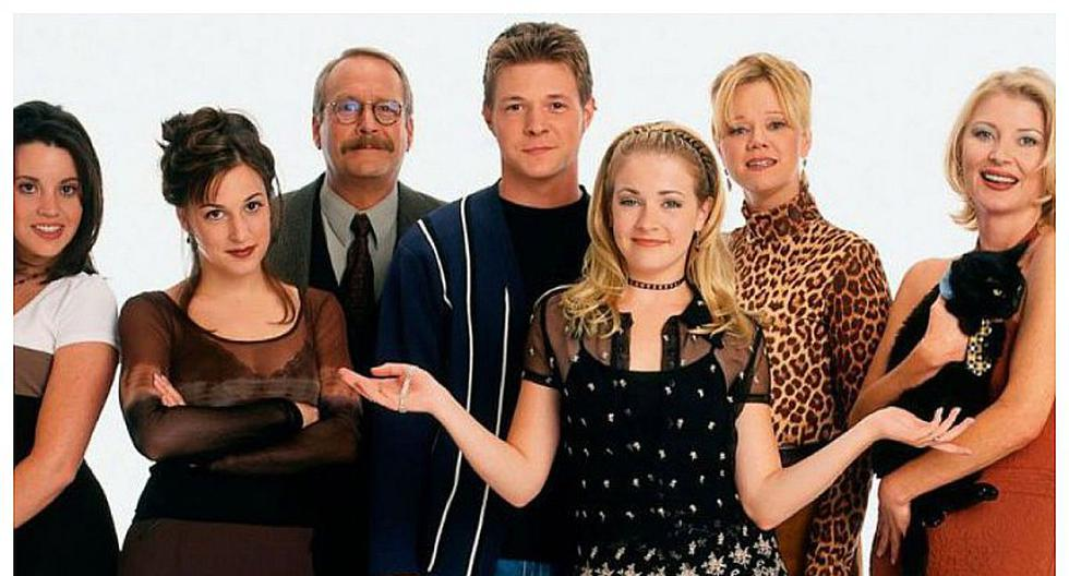 Mira A Los Actores De Sabrina La Bruja Adolescente Ahora Mujer Ojo Duck anderson & nate richert. la bruja adolescente