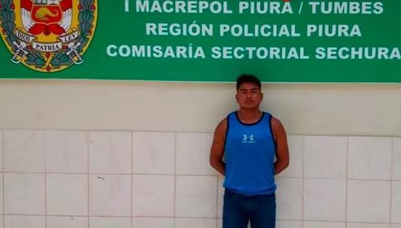 Piura: Jhonatan  De La Cruz Inga permanecerá en el Establecimiento Penitenciario de Piura ex Río Seco,