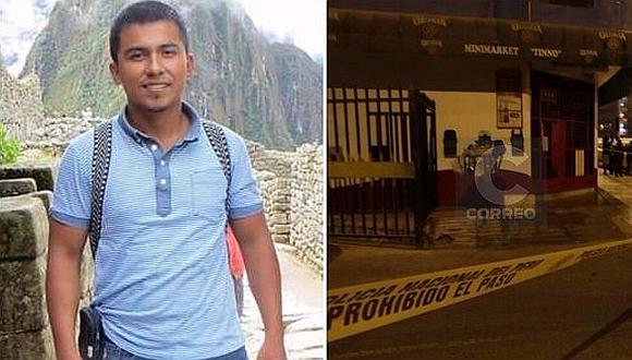 Joven policía vestido de civil muere de tres disparos al impedir robo (VIDEO)
