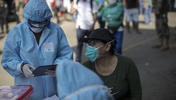 Hasta el sábado 24 de julio había 19 personas detectadas con la cepa de la India. (Foto: Anthony Niño de Guzmán / GEC)