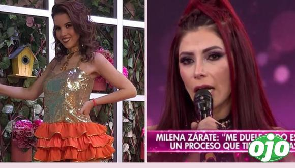 """Imágenes extraídas del Instagram de """"Greysi Ortega"""" y del programa """"Reinas del Show"""""""