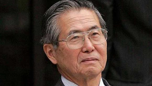 TC declara infundado habeas corpus de Alberto Fujimori