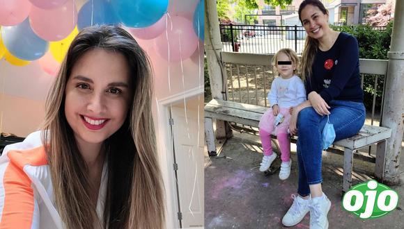 Jessica Tapia compartió experiencia de denuncia que realizó hace varios años. Fotos: Instagram Jessica Tapia