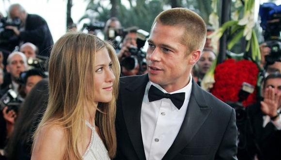 Jennifer Aniston y Brad Pitt se casaron en julio del año 2000 en Malibú pero el matrimonio llegó a su fin en febrero de 2005. (Foto: AFP)