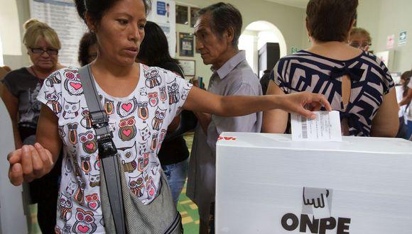 Este año, las elecciones primarias han sido suspendidas, así como todas las disposiciones sobre su aplicación. (Foto: Juan Ponce/GEC)
