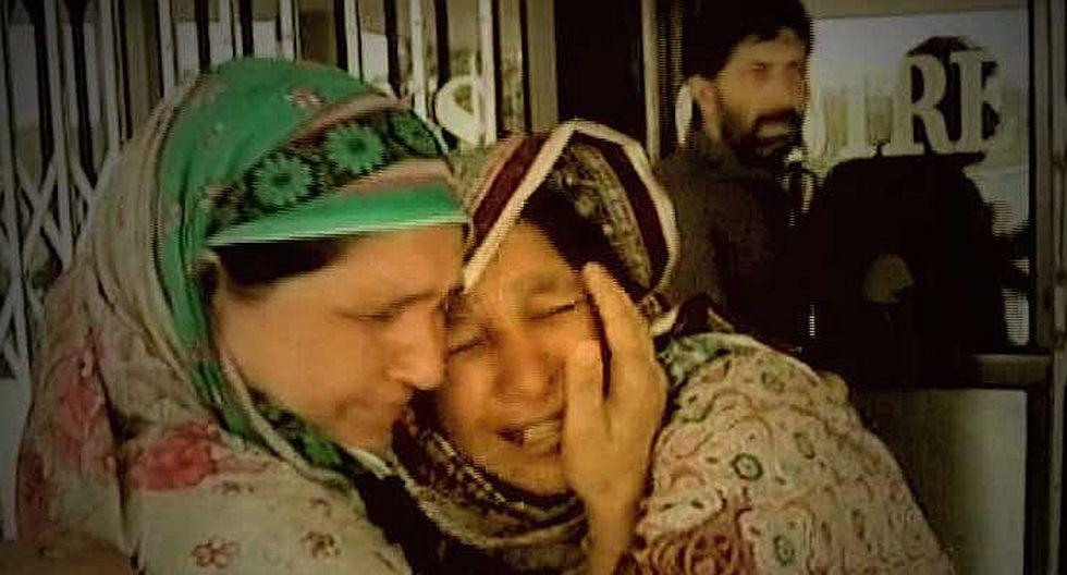 Mujer es quemada viva por haber rechazado casarse con el hijo de su jefe [VIDEO]