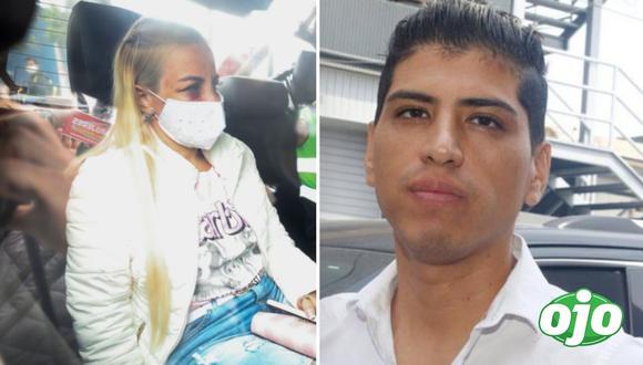 """Dalia Durán afectada al ver a John Kelvin en prisión: """"Será una gran lección para él"""""""