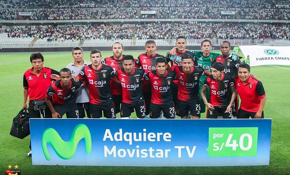 Play off: Melgar es el primer finalista tras empatar con Universitario de Deportes
