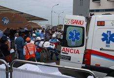 Lista de heridos con quemaduras tras explosión en Villa El Salvador: 10 niños y una gestante | VIDEO