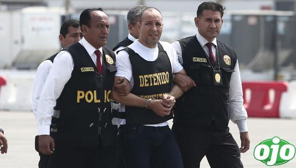 Adolfo Bazán también registra una denuncia hecha por la modelo Macarena Vélez por realizarle tocamientos indebidos en una discoteca de Lince. (GEC)