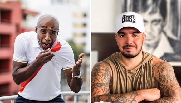 Luis 'Cuto' Guadalupe contó vivencias que tuvo con el 'Loco' Juan Vargas. (Foto: Instagram @cutoguadalupe16 / @juamavarri)