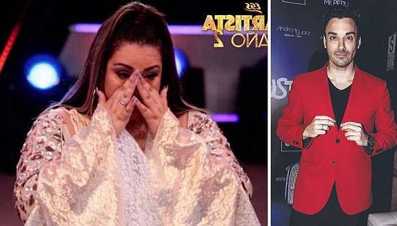 Santi Lesmes causa polémica al pedirle a Mirella Paz bajar de peso
