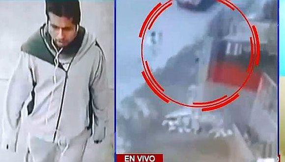 Video capta cómo sujeto secuestra a menor de edad | VIDEO