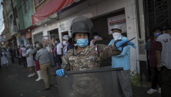 El Gobierno extendió el estado de emergencia y la cuarentena focalizada para mitigar el avance del coronavirus. (Foto: Anthony Niño de Guzmán/GEC)