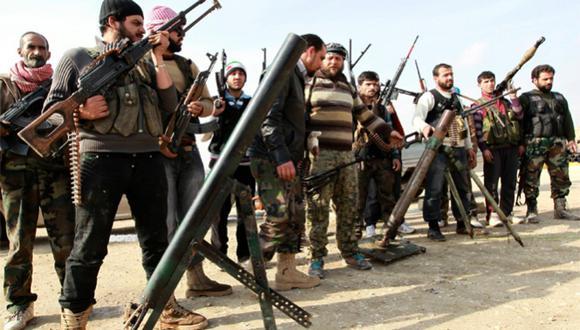Arabia Saudí podría enviar tropas a Siria para apoyar a terroristas