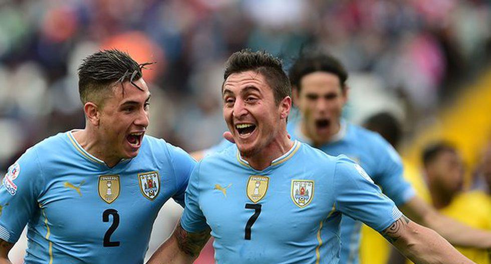 Copa América 2015: Uruguay venció 1-0 a Jamaica [VIDEO]