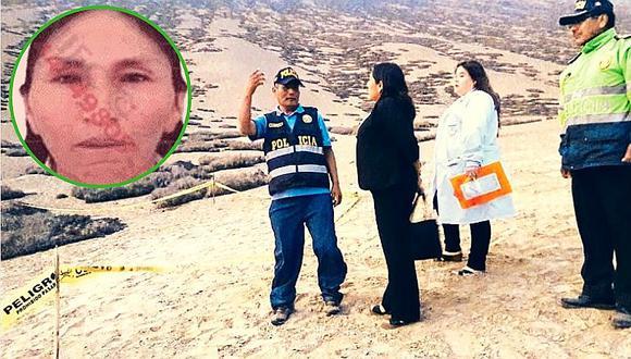 Tacna: Mujer comerciante desapareció cuando iba a trabajar, la hallan muerta y enterrada en cerro
