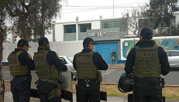 Policia Nacional | FOTO REFERENCIAL