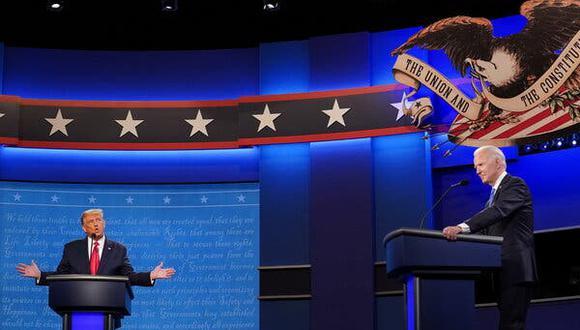 Son férreos opositores, pero Biden piensa primero en su país.