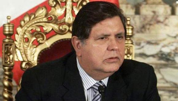 """García:""""Me parece injusto acosar a Humala por reuniones de su hermano"""""""