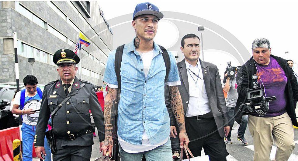 Paolo Guerrero: FIFA podría emitir hoy fallo sobre caso de dopaje