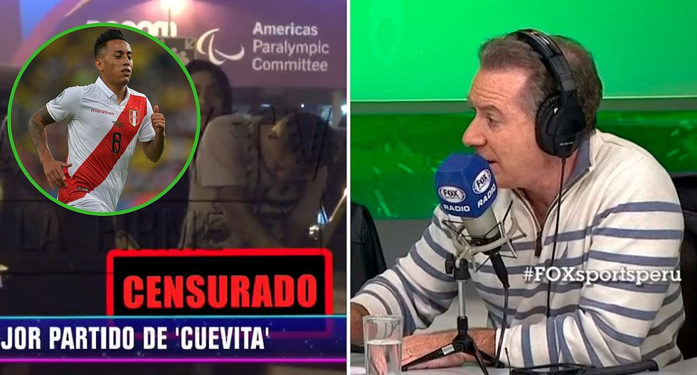 """Eddie Fleischman sobre Cueva: """"le han dicho que se tome la semana y se la está tomando""""│VIDEO"""