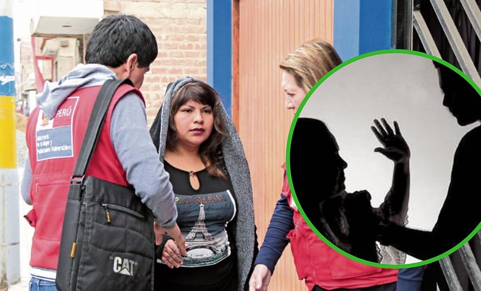 Mujer perdió tres embarazos por golpiza de exesposo en plena calle