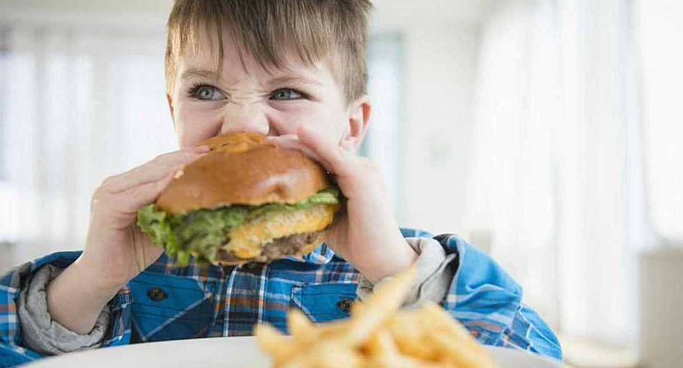 ¿La comida chatarra es conveniente dentro de la lonchera escolar?