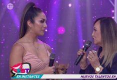 Mamá de Isabel Acevedo le pide que se quite la cadena de Christian Domínguez | VIDEO