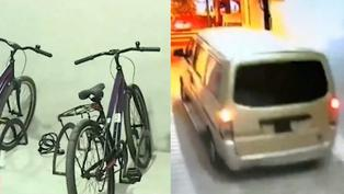 San Isidro: Delincuentes roban bicicletas y tablas de surf tras ingresar a cochera de edificio