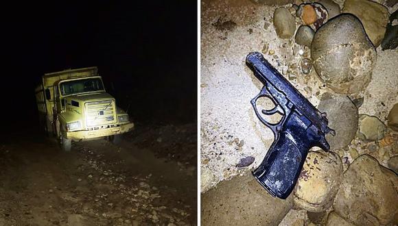 Dos delincuentes mueren en tiroteo con la Policía en Madre de Dios