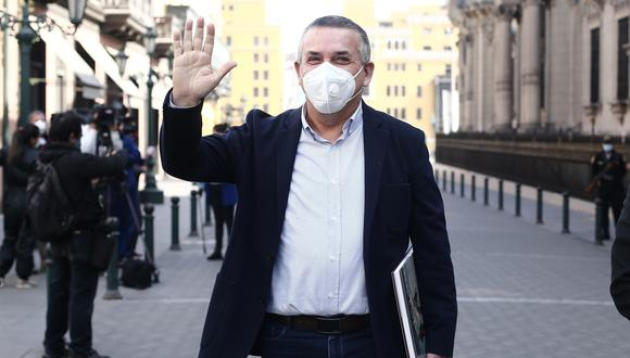 El 26 de noviembre se iniciará el nuevo juicio en contra de Urresti por su presunta autoría del delito contra la vida, cuerpo y salud en la modalidad de asesinato el asesinato del periodista Hugo Bustíos en 1988. (Foto: Jesús Saucedo/GEC)