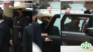 Pedro Castillo sorprende con su look: usará el sombrero chotano en las actividades oficiales de HOY