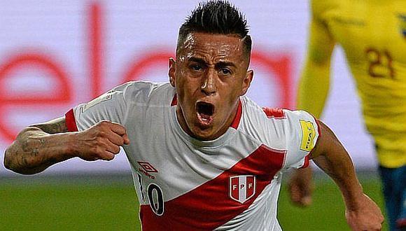 Perú le gana 1 a 0 a Paraguay con gol de Christian Cueva