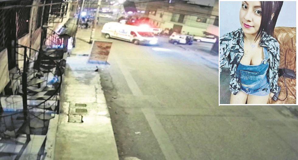 Sicario ataca a balazos a joven pareja dentro de un mototaxi en Comas
