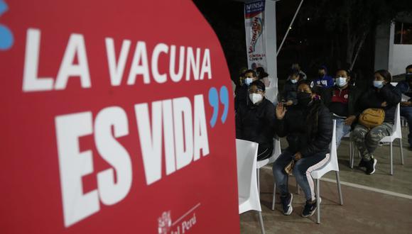 Es importante acudir a las jornadas de vacunación. (Jorge Cerdan/@photo.gec)