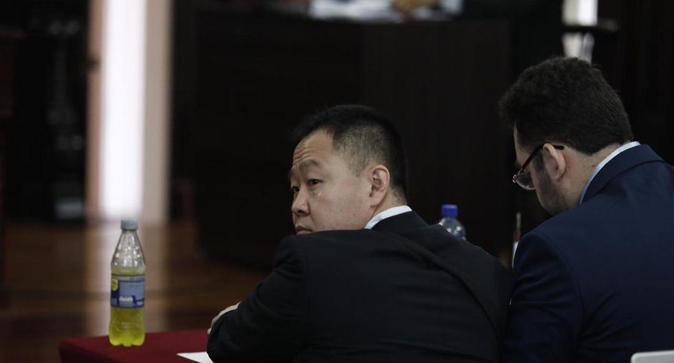 La fiscalía pide 12 años de cárcel efectiva contra Kenji Fujimori, Guillermo Bocángel y el exasesor Alexei Toledo. (Foto: Leandro Britto / GEC)